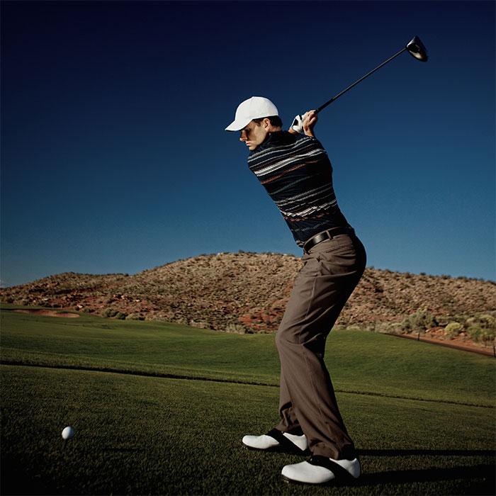 Golf Fitness Trainer