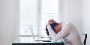 Mental clarity, work-related stress, and exercise